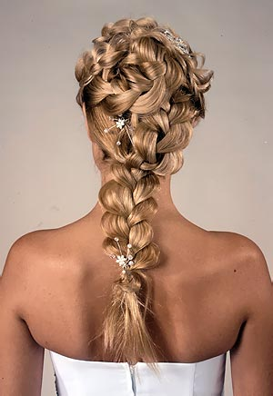 По плетение кос прически